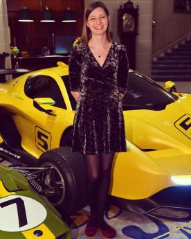 A Dinner with Emerson Fittipaldi and the EF7 Vision - Credit Andy Newbold
