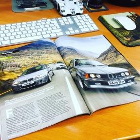 BMW M-Badge feature in Car Dealer Magazine