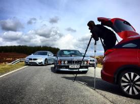 BMW M Badge Shoot