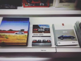 BMW MINI - An Enthusiast's Guide in the BMW Museum in Munich