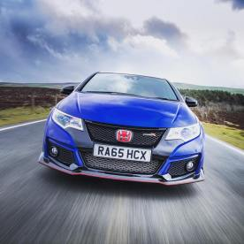 Honda Type R Road Test - Credit Jonathan Fleetwood