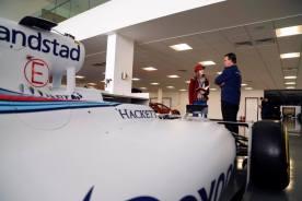 Interviews at Williams Advanced Engineering - Credit Jonathan Fleetwood