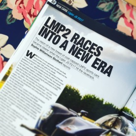 LMP2 Races into a New Era in Race Tech Magazine