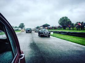 On the Circuit at Goodwood Revival 2016