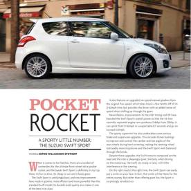 Pocket Rocket - Exclusive Magazines