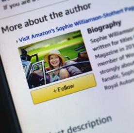 Published Author on Amazon